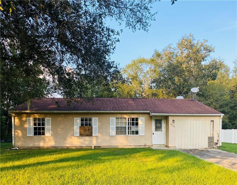 9554 BAHIA ROAD, OCALA, Single-Family Home,  for sale, TaMara  York, Ocala Realty World - Selling All of Florida